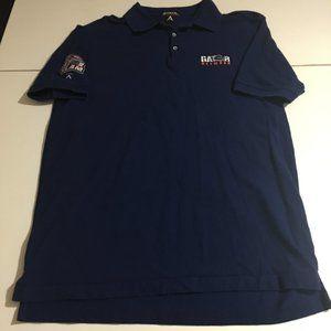 Florida Gators Network Mens Large Blue Polo Shirt